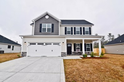 266 Wood House Drive, Jacksonville, NC 28546 - #: 100183016