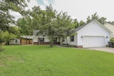 303 Ashley Meadow Lane, Jacksonville, NC 28546 - #: 100183066