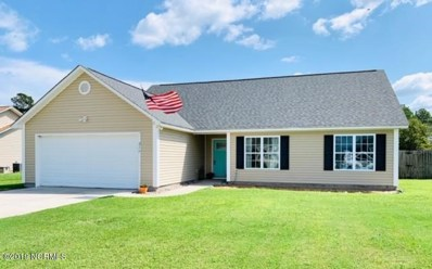 216 Cherry Blossom Drive, Richlands, NC 28574 - #: 100184357