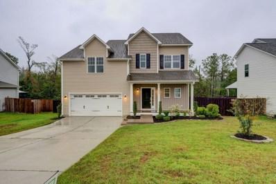 403 Jasmine Lane, Jacksonville, NC 28546 - #: 100188012