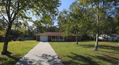 310 Pinewood Court, Jacksonville, NC 28546 - #: 100191678