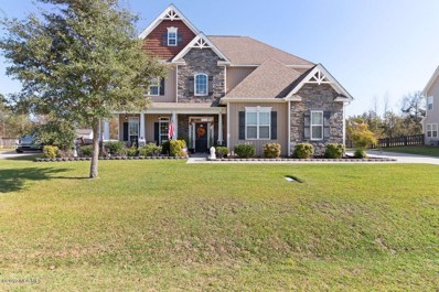 133 Foggy River Way, Jacksonville, NC 28540 - #: 100192398