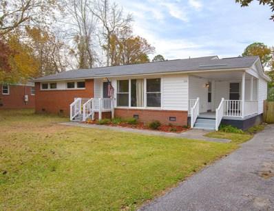 715 Vernon Drive, Jacksonville, NC 28540 - #: 100192967