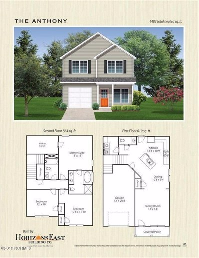 126 Pembury Way UNIT LOT 90, Richlands, NC 28574 - MLS#: 100193473