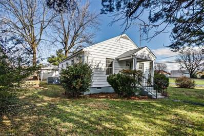 202 Raleigh Avenue, Liberty, NC  - MLS#: 005068