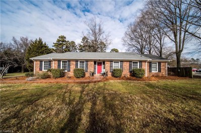 806 Branchwood Drive, Kernersville, NC 27284 - MLS#: 1011543