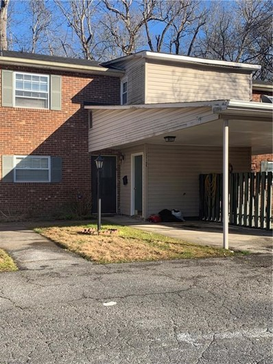2216 Shadow Valley Road UNIT E, High Point, NC 27265 - MLS#: 1013545