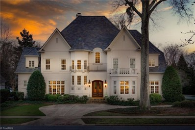807 Sunset Drive, Greensboro, NC 27408 - MLS#: 1017245