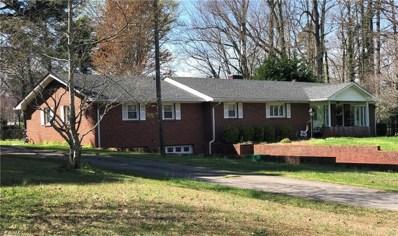 1809 Thompson Drive, Winston Salem, NC 27127 - MLS#: 1017354