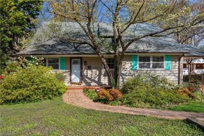 2504 Cornwallis Drive, Greensboro, NC 27408 - MLS#: 1018626