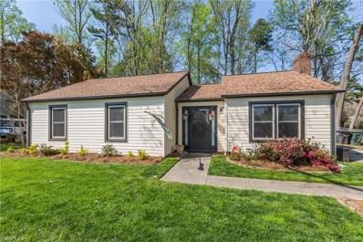1605 Village Place, Winston Salem, NC 27127 - MLS#: 1019121