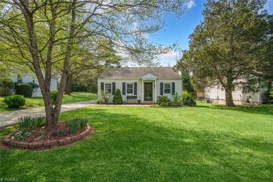 2218 Sherwood Drive, Winston Salem, NC 27103 - MLS#: 1019410