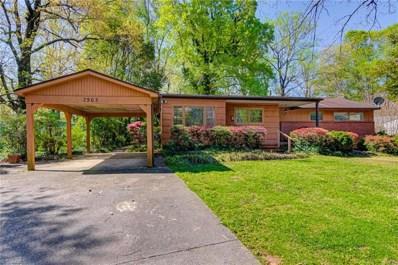 2903 Dellwood Drive, Greensboro, NC 27408 - MLS#: 1019558