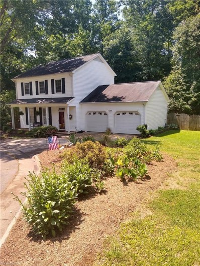 3609 River Lake Court, Greensboro, NC 27410 - MLS#: 1023890