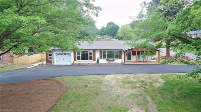 2642 Cherokee Lane, Winston Salem, NC 27103 - MLS#: 1024035