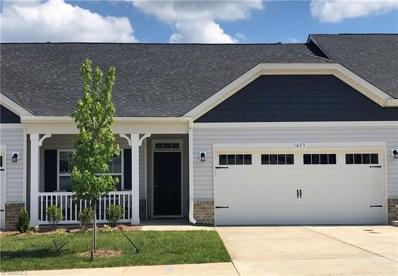 1675 Coopers Hawk Drive, Kernersville, NC 27284 - MLS#: 1026578