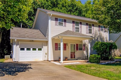 1635 Hawkcrest Lane, Winston Salem, NC  - MLS#: 1027555