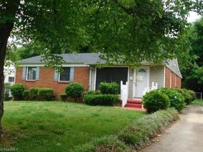 1816 Curry Street, Greensboro, NC 27406 - MLS#: 1027602