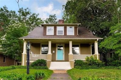 713 Simpson Street, Greensboro, NC 27401 - MLS#: 1027916