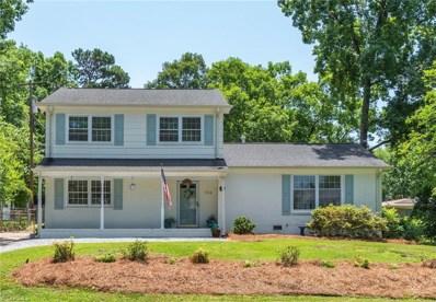 1714 Friar Tuck Road, Greensboro, NC 27408 - MLS#: 1028649