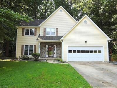 4517 Brandt Ridge Drive, Greensboro, NC 27410 - MLS#: 1033153
