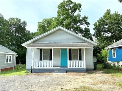 1040 Elwood Street, Burlington, NC 27217 - MLS#: 1033417