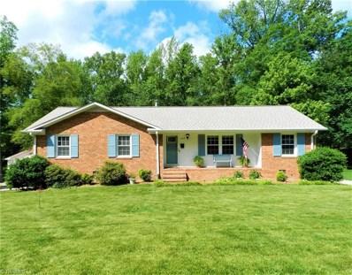 1909 Gracewood Drive, Greensboro, NC 27408 - #: 931540