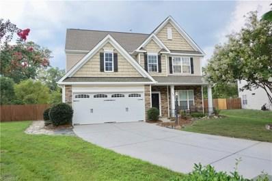 3481 Wheatfield Creek Court, High Point, NC 27265 - #: 945200