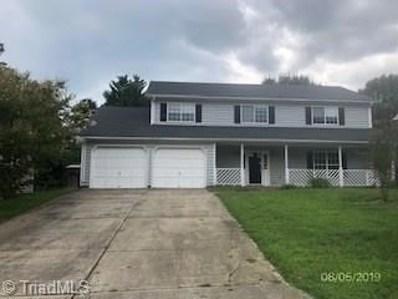 14 Manor Ridge Court, Greensboro, NC 27407 - #: 945282