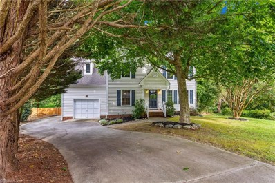 5509 Copper Hill Court, Greensboro, NC 27407 - MLS#: 993160