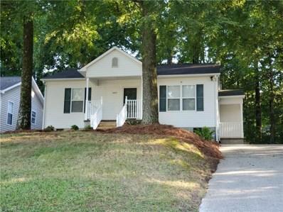 1437 Swan Street, Greensboro, NC 27407 - MLS#: 993870