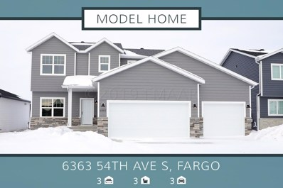 6363 S 54 Avenue, Fargo, ND 58104 - #: 19-5754