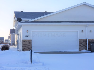 1003 S 35TH Avenue, Moorhead, MN 56560 - #: 19-6677