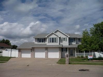 1608 Goldenberry Dr, Norfolk, NE 68701 - MLS#: 180948
