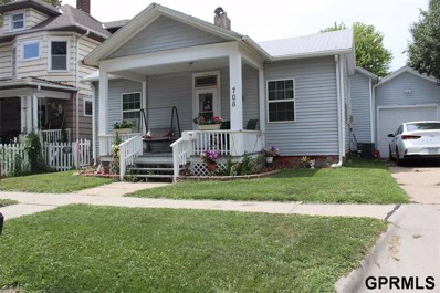 706 Bluff Street, Council Bluffs, IA 51503 - #: 21917024