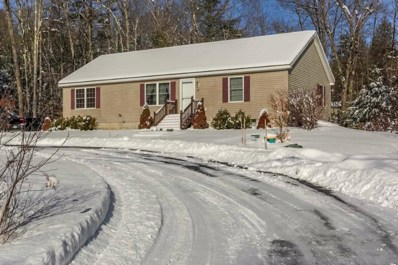 75 Parade Road, Barnstead, NH 03218 - MLS#: 4677332