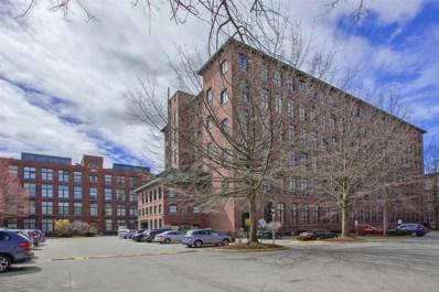 200R Market Street UNIT 509, Lowell, MA 01852 - MLS#: 4688341