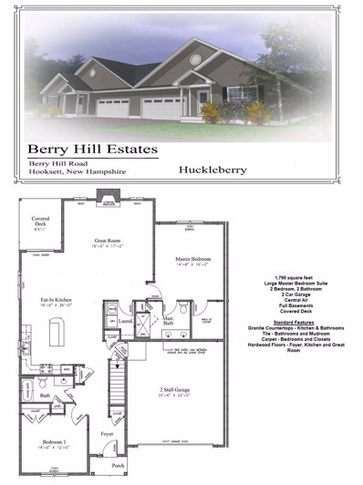 14 Aston Hill Drive UNIT 31, Hooksett, NH 03106 - MLS#: 4715562