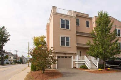 9-1 Lake Street UNIT 1, Nashua, NH 03060 - MLS#: 4718655