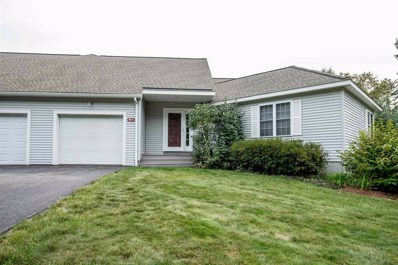 54 Saint John Lane UNIT 4, Hampstead, NH 03841 - MLS#: 4719673