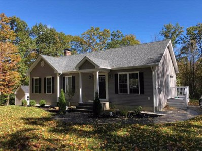 119 Old Tenney Road, New Ipswich, NH 03071 - MLS#: 4723449