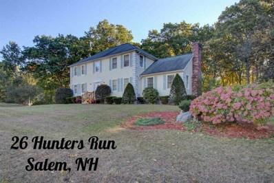 26 Hunters Run, Salem, NH 03079 - MLS#: 4723966