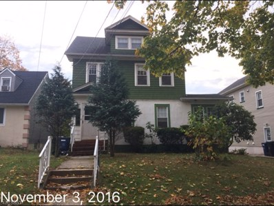 1356 Saint Nicholas Blvd, Plainfield City, NJ 07062 - MLS#: 3352891