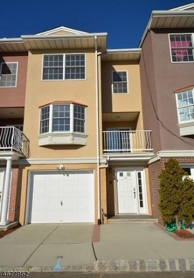 15 Harbor Front Plz B6, Elizabeth City, NJ 07206 - MLS#: 3354897