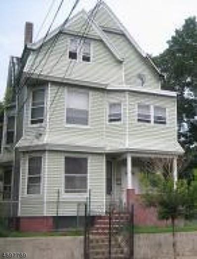 253 Governor St, Paterson City, NJ 07501 - MLS#: 3372703
