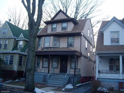23 N 16TH St, East Orange City, NJ 07017 - MLS#: 3373259