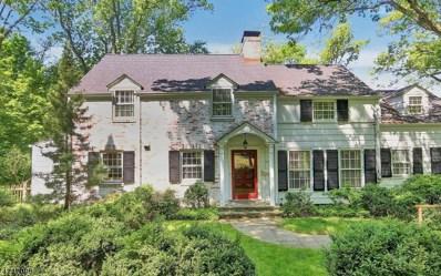111 Countryside Dr, Berkeley Heights Twp., NJ 07901 - MLS#: 3391146