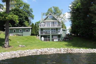 10 Point Pleasant Road, Hopatcong Boro, NJ 07843 - MLS#: 3393956