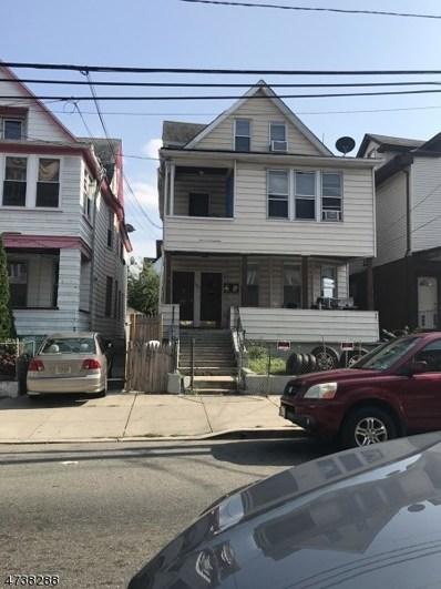 327-329 Madison St, Passaic City, NJ 07055 - MLS#: 3410504