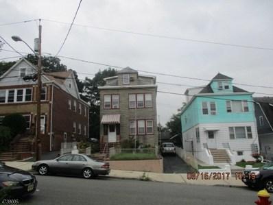 347 Sherman St, Passaic City, NJ 07055 - MLS#: 3411441